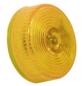 "Peterson Manufacturing 2"" Pc-Rated C/M Light Amber / 30200Y 146A"