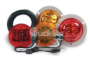 Truck-Lite Led Model 30 Lamp 30375Y