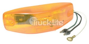 Truck-Lite Amber Sealed Mid-Turn W/Harness 4095A