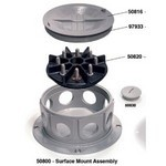 Truck-Lite Surface Mount Kit 50400