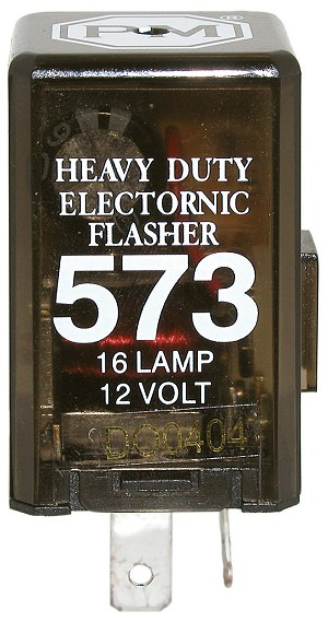 Peterson Manufacturing Flasher 12V, 16Lamp / 44690 573