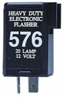 Peterson Manufacturing Flasher 12V, 20 Lamp, 45 Amps / 44710 576
