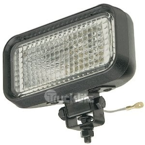 "Truck-Lite Lamp-Work 3""X5"" Halogen 610W"