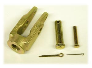 Gunite Clevis Kit Threaded 5 8 Quot 18 Straight Wrn H 02a As3000