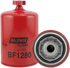 Baldwin Filters Fuel/Water Separator BF1280