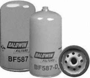 Baldwin Filters Fuel Filter BF587-D