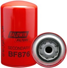 Baldwin Filters Fuel Filter-Secondary 483Gb441 BF876
