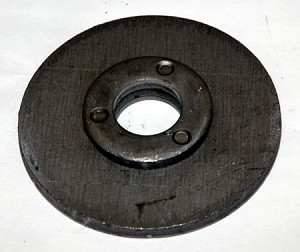 Hendrickson Alignment Collar-Welded / E-3771, M10010 S-2770