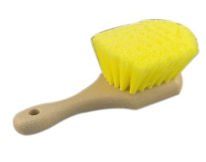 "Innotech, Inc. Soft-Touch 8"" Fender Brush Yellow Fiber 12 SB-9810"