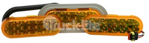 Truck-Lite Light-Led Seq A 25-Diode 60280Y